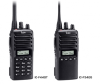 Радиостанции ICOM IC-F33GT/GS и IC-F43GT/GS
