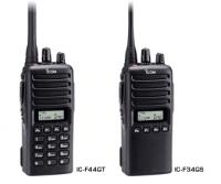 ������������ ICOM IC-F33GT/GS � IC-F43GT/GS